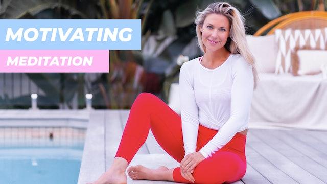 MEDITATION + AFFIRMATIONS TO MANIFEST YOUR GOALS