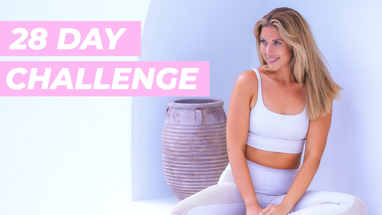 28 DAY TONE-UP CHALLENGE