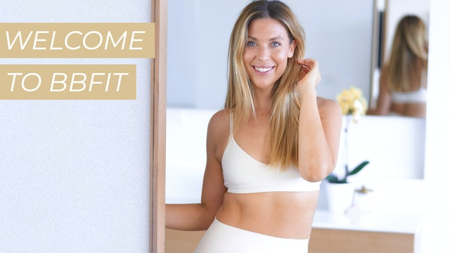WELCOME TO BBFIT - START HERE