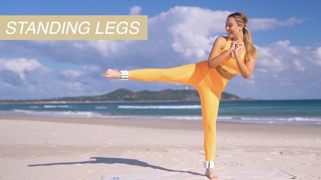 DAY 3 - LEAN LEGS TONING