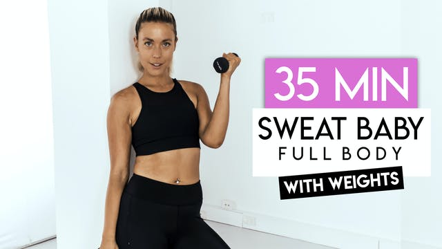 35 MIN FULL BODY HIIT CARDIO