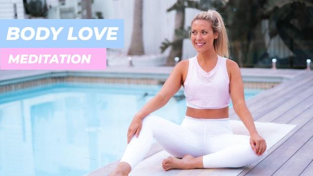 15 MIN MEDITATION - FOR DEEP SELF LOVE & IMPROVED BODY IMAGE ✨