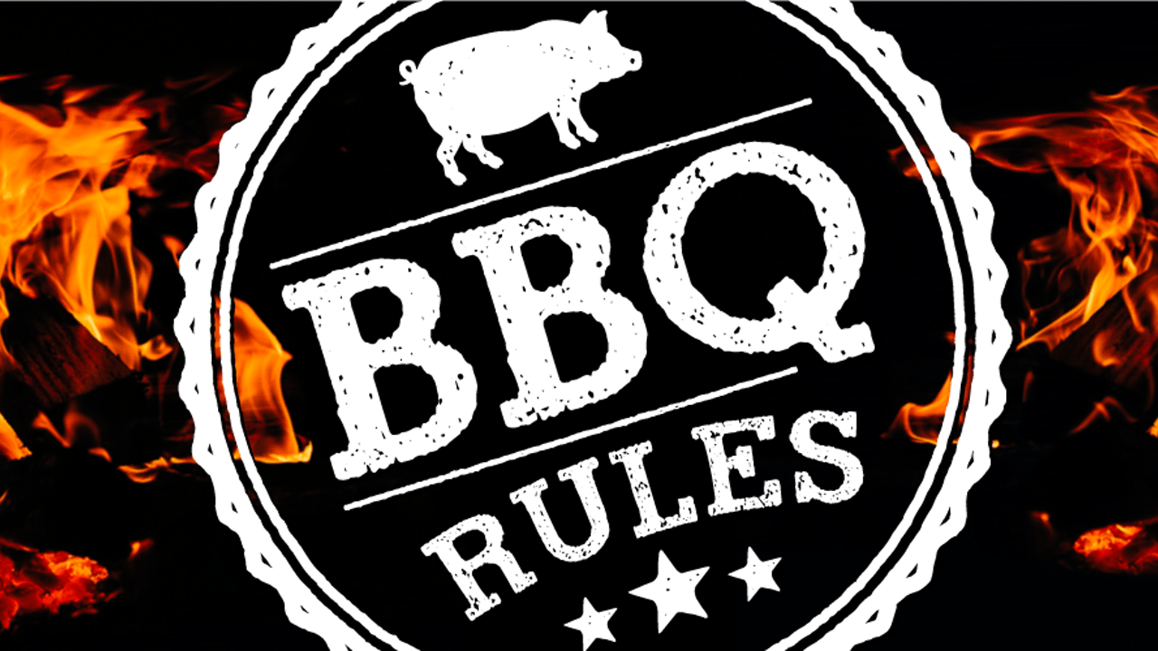 BBQ RULES: BEEF BRISKET AND STEAK