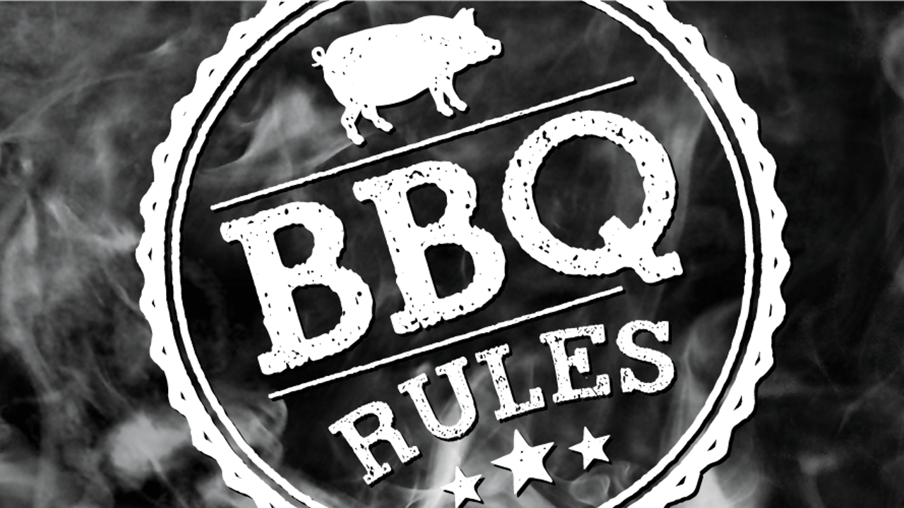 BBQ RULES: WHOLE AND CUPCAKE CHICKEN