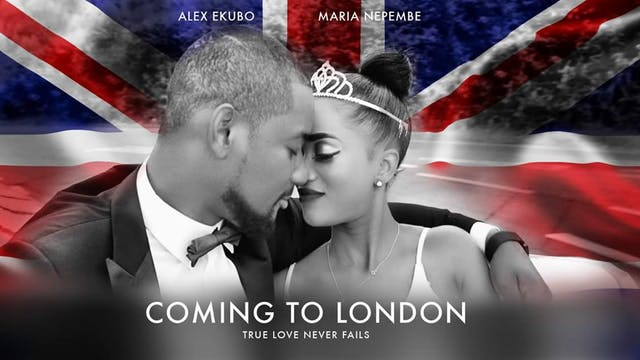 COMING TO LONDON TRAILER