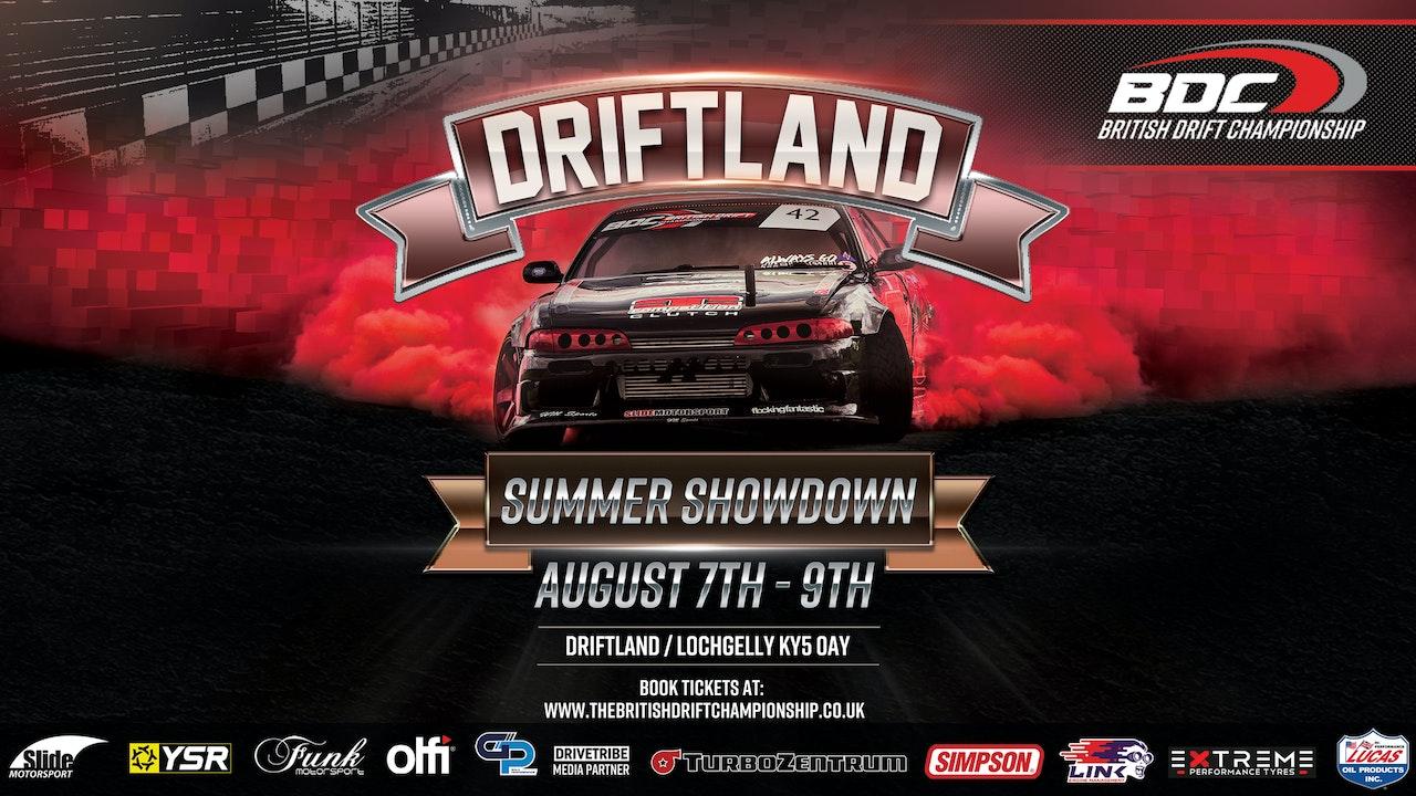 Driftland Livestream