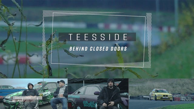 Teesside: Behind Closed Doors