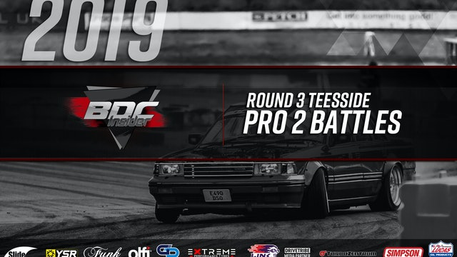 Teesside Round Three 2019 - Pro 2 Battles
