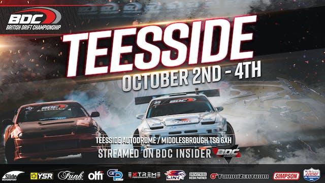 Teesside Livestream - Round Three 2020