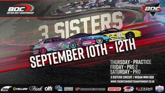 Three Sisters Livestream - Round Two 2020