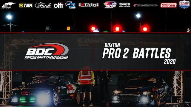 Buxton - Round Four - Pro 2 Battles