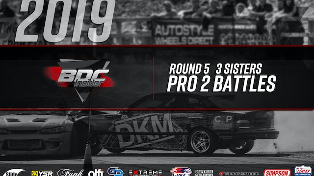 Three Sisters Round Five 2019 - Pro 2 Battles