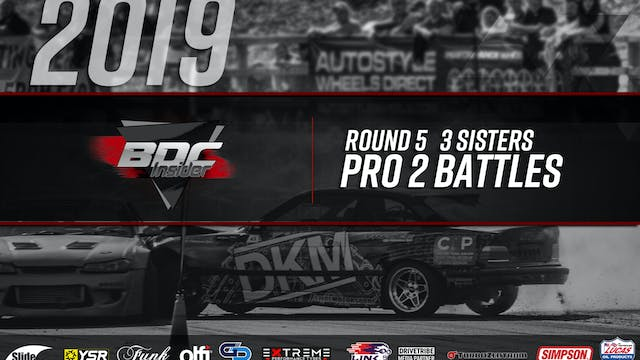 Three Sisters Round Five 2019 - Pro 2...