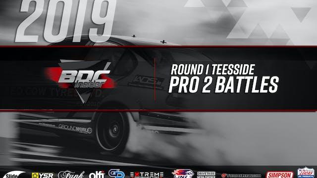 Teesside Round One 2019 - Pro 2 Battles