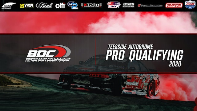 Teesside - Round Three 2020 - Pro Qualifying - Full HD