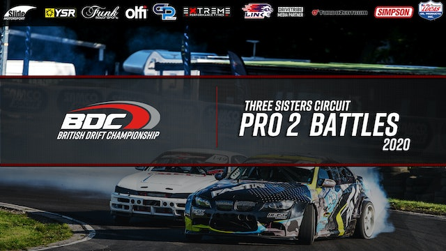 Three Sisters - Round Two 2020 - Pro 2 Battles - FULL HD