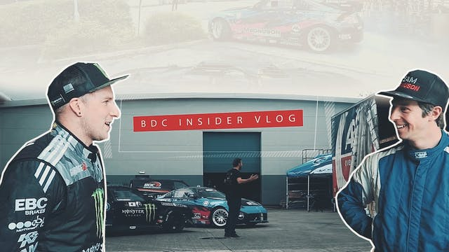 BDC Insider Promo Shoot Vlog