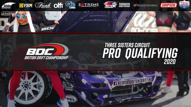 Three Sisters - Round Two 2020 - Pro Qualifying - FULL HD
