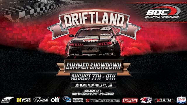 Driftland Livestream - Round One 2020