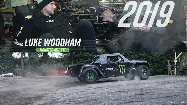 Luke Woodham Interview