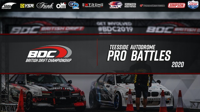 Teesside - Round Three 2020 - Pro Battles - Full HD