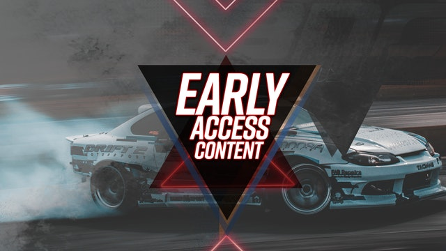 Early Access Content