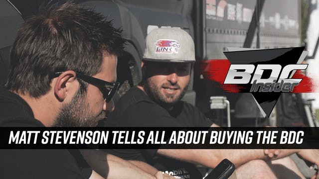 Buying the BDC