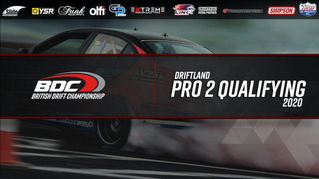 Driftland  - Round One 2020 - Pro 2 Qualifying - Full HD