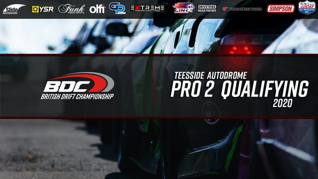 Teesside - Round Three 2020 - Pro 2 Qualifying - Full HD
