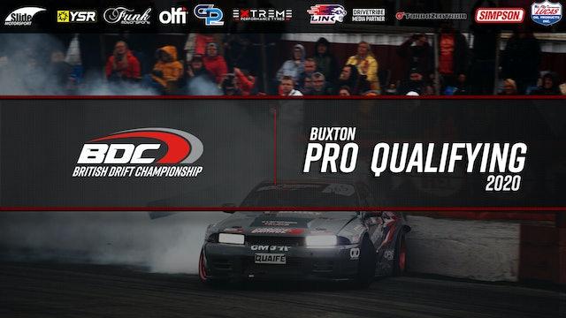 Buxton - Round Four - Pro Qualifying