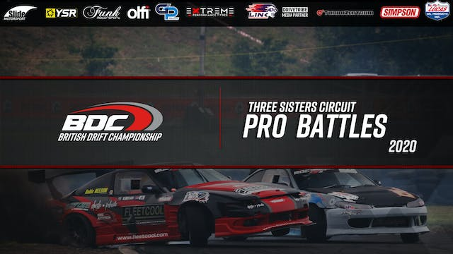 Three Sisters - Round Two 2020 - Pro Battles - FULL HD