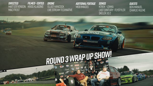 BDC Wrap Up Show Episode 3