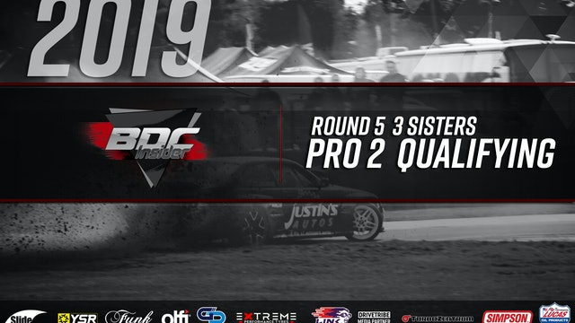 Three Sisters Round Five 2019 - Pro 2 Qualifying