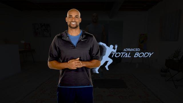 Advance Total Body w/ Boris