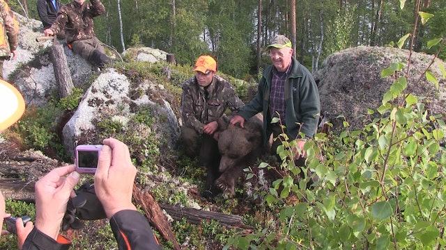Björnjakten 2014 : Del 1