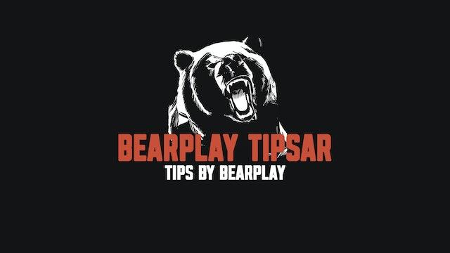 Bearplay tipsar | Tips by Bearplay