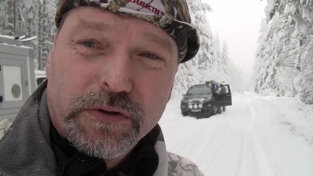 Rasmus Vardag : Vargjakten 2018