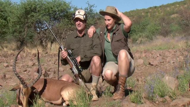 Ett Jaktäventyr i Namibia : Del 5