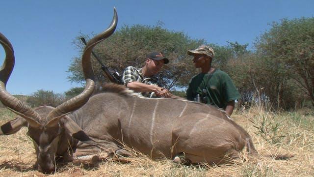 Ett Jaktäventyr i Namibia : Del 4