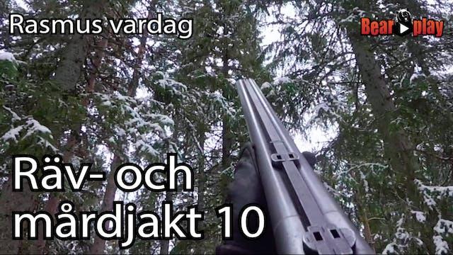 Rasmus Vardag : Räv- & Mårdjakt 10