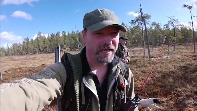 Rasmus Vardag : Hollys första jaktår