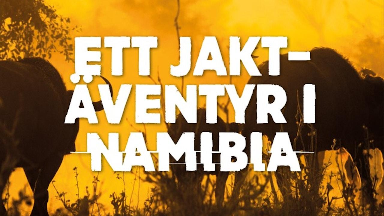Ett Jaktäventyr i Namibia