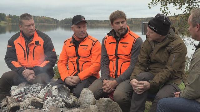 Fredrikssons jakthistoria : Eftersök