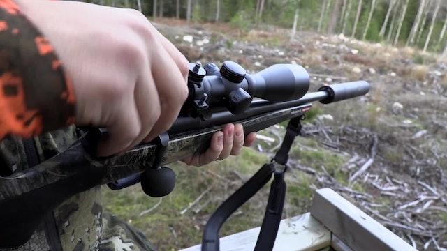 Jakten För Alla : Jakt Med Öknaskolan 1 Del 4