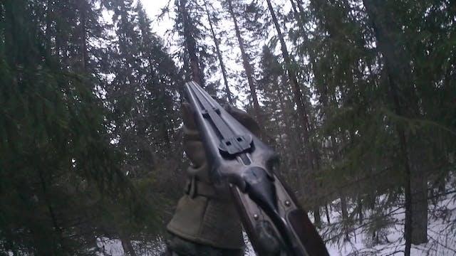 Rasmus Vardag : Mårdjakt