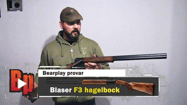 Bearplay Provar : Blaser