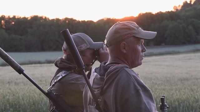 Fredrikssons jakthistoria : Spannmålsjakt och jaktminnen