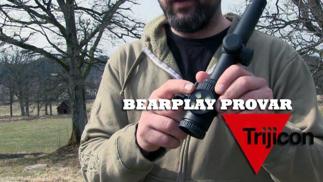 Bearplay Provar : Trijicon