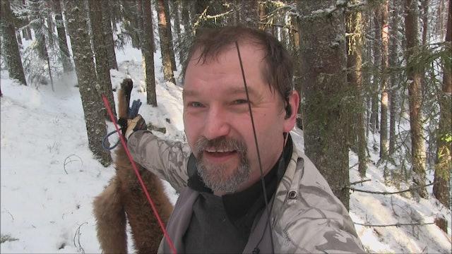 Rasmus Vardag : Räv- & Mårdjakt 1