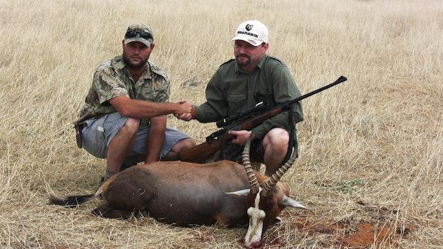 Ett Jaktäventyr i Namibia : Del 1